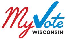 MyVote Wisconsin logo