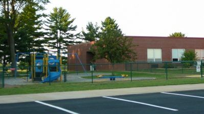 Photo of New Auburn School Playground