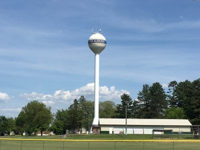 New Auburn Water Tower